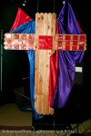"""Resurrection-The Cross. The Blood. The Veil."" by Lori Latham"